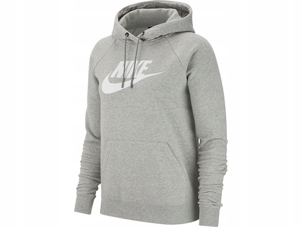 Nike bluza męska M NSW Hoodie PO Jdi Black White XS