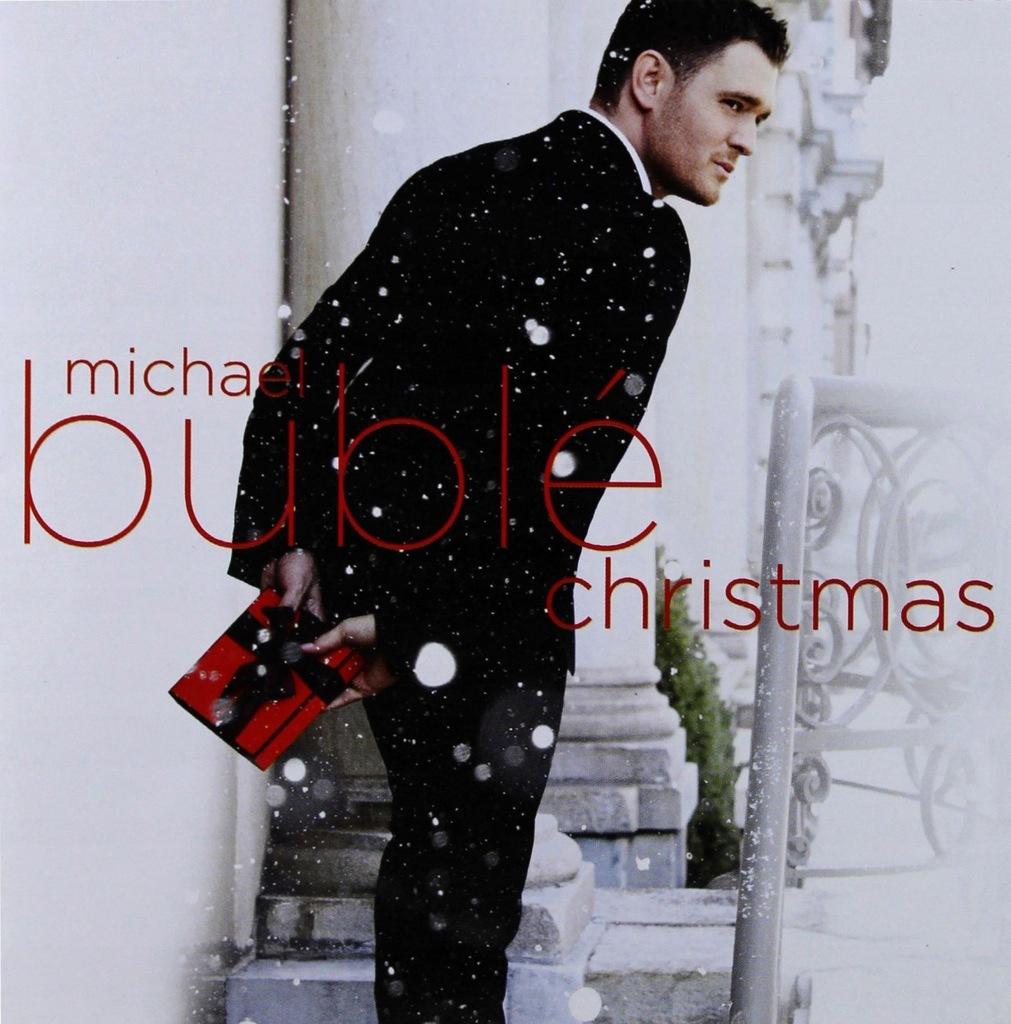 Michael Buble Christmas Deluxe Cd Dvd 8279461790 Oficjalne Archiwum Allegro
