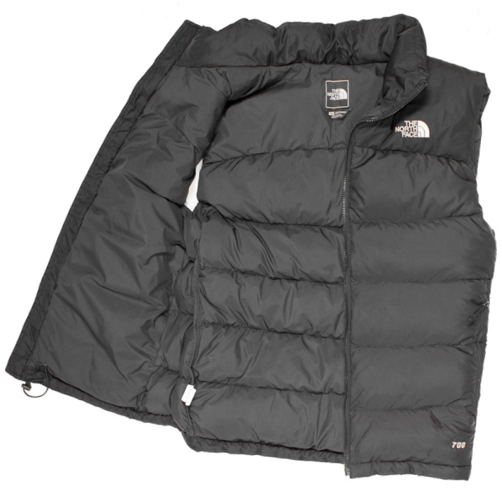 THE NORTH FACE 700 CUIN PUCHOWA KAMIZELKA SPORT M