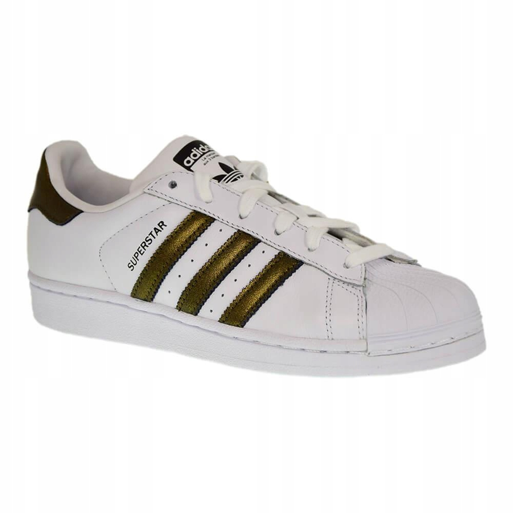 Buty sportowe damskie Adidas Superstar W (B41513)