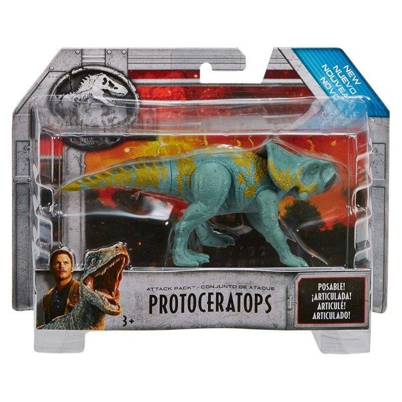 Jurassic World Protoceratops Play Set Mattel New