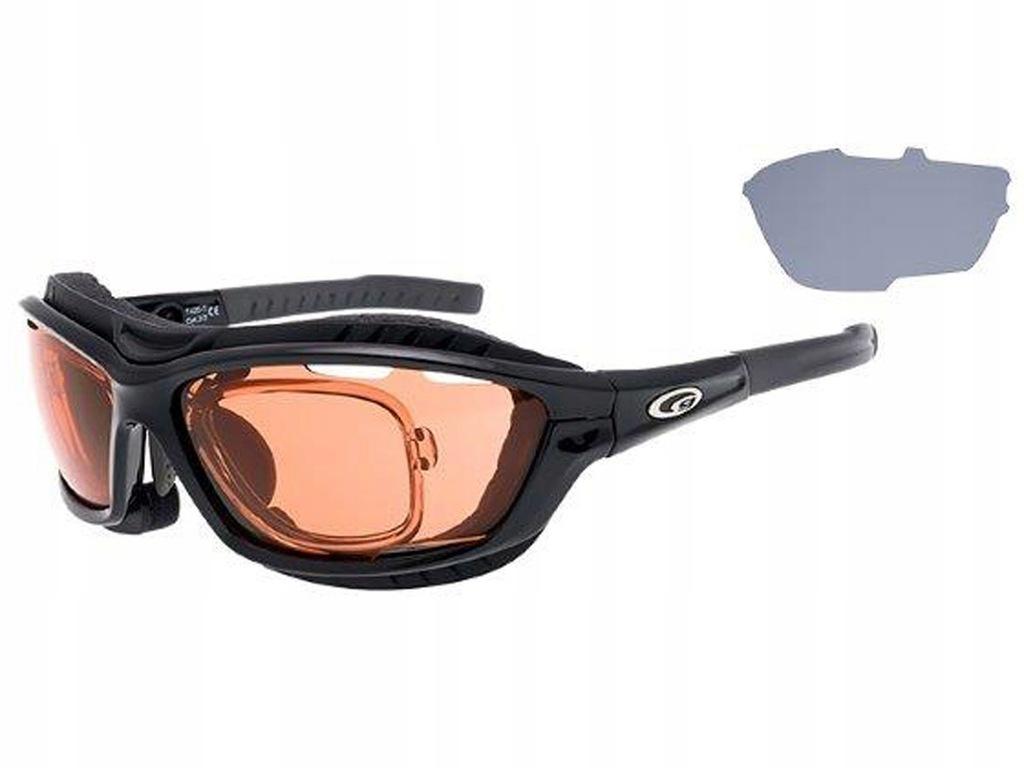 Okulary polaryzacyjne korekcyjne Goggle T420 1R porównaj
