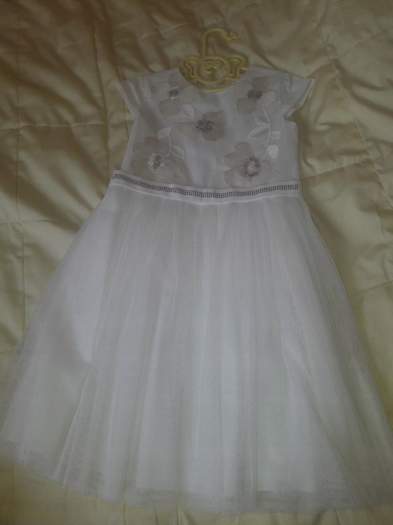 Sukienka ceremony 116 śliczna