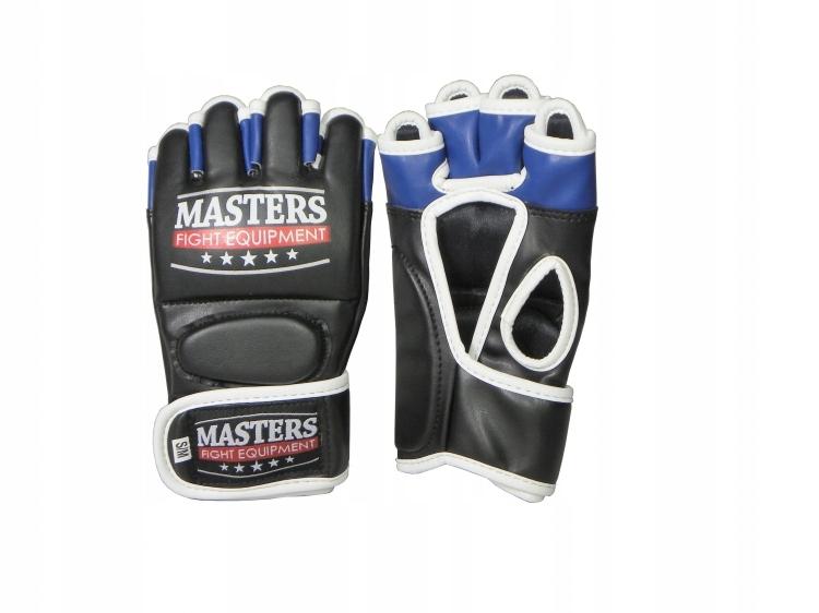 Rękawice treningowe MASTERS do MMA GF-30A r. L/XL