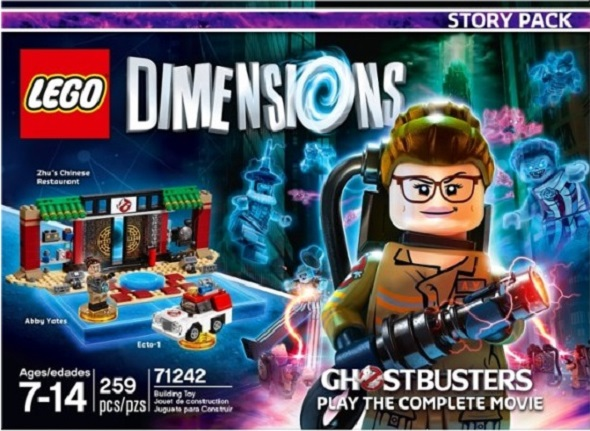 LEGO DIMENSIONS GHOSTBUSTERS STORY PACK SKLEP