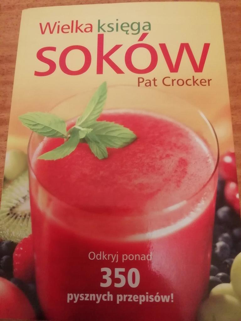 WIELKA KSIĘGA SOKÓW Pat Crocker