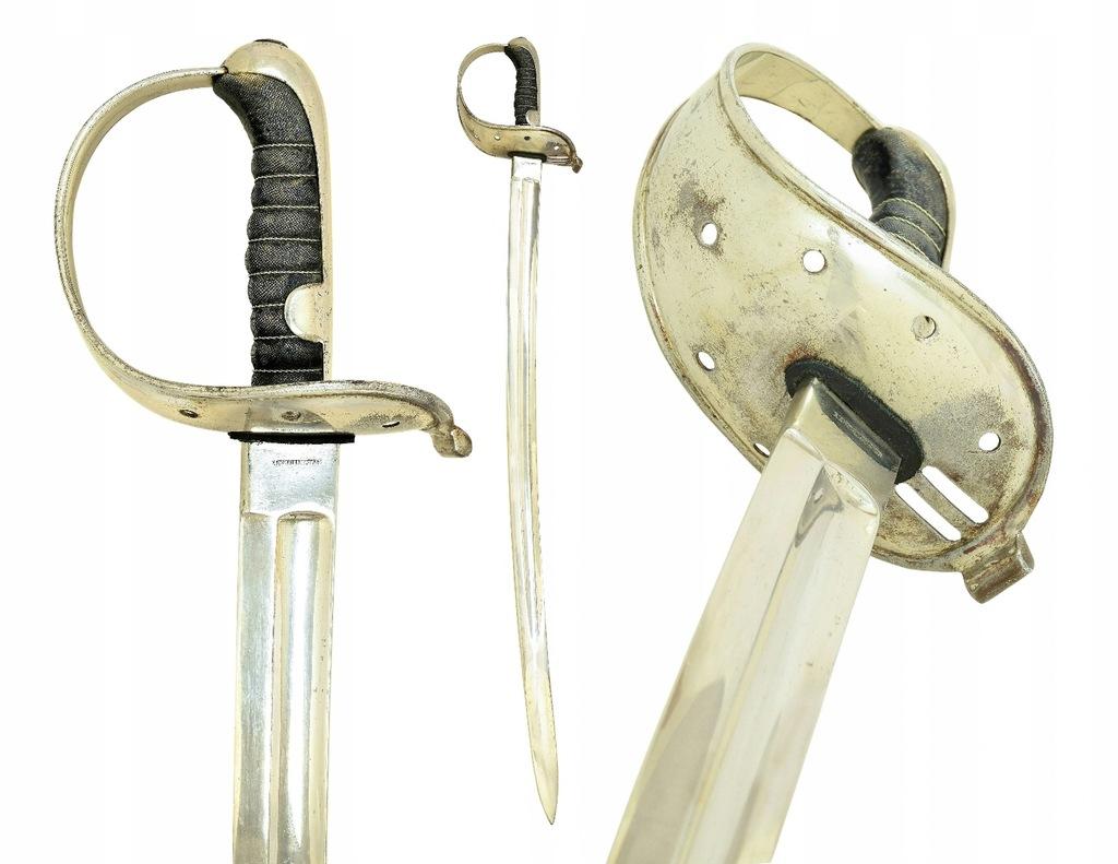 Szabla Austriacka Kawaleryjska wzór 1869