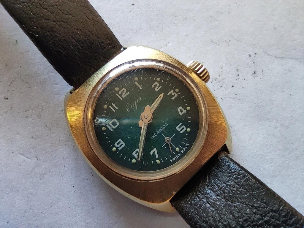 Zegarek Eiger Swiss sprawny.