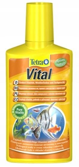 Tetra Vital 100ml - witaminy i minerały w płynie