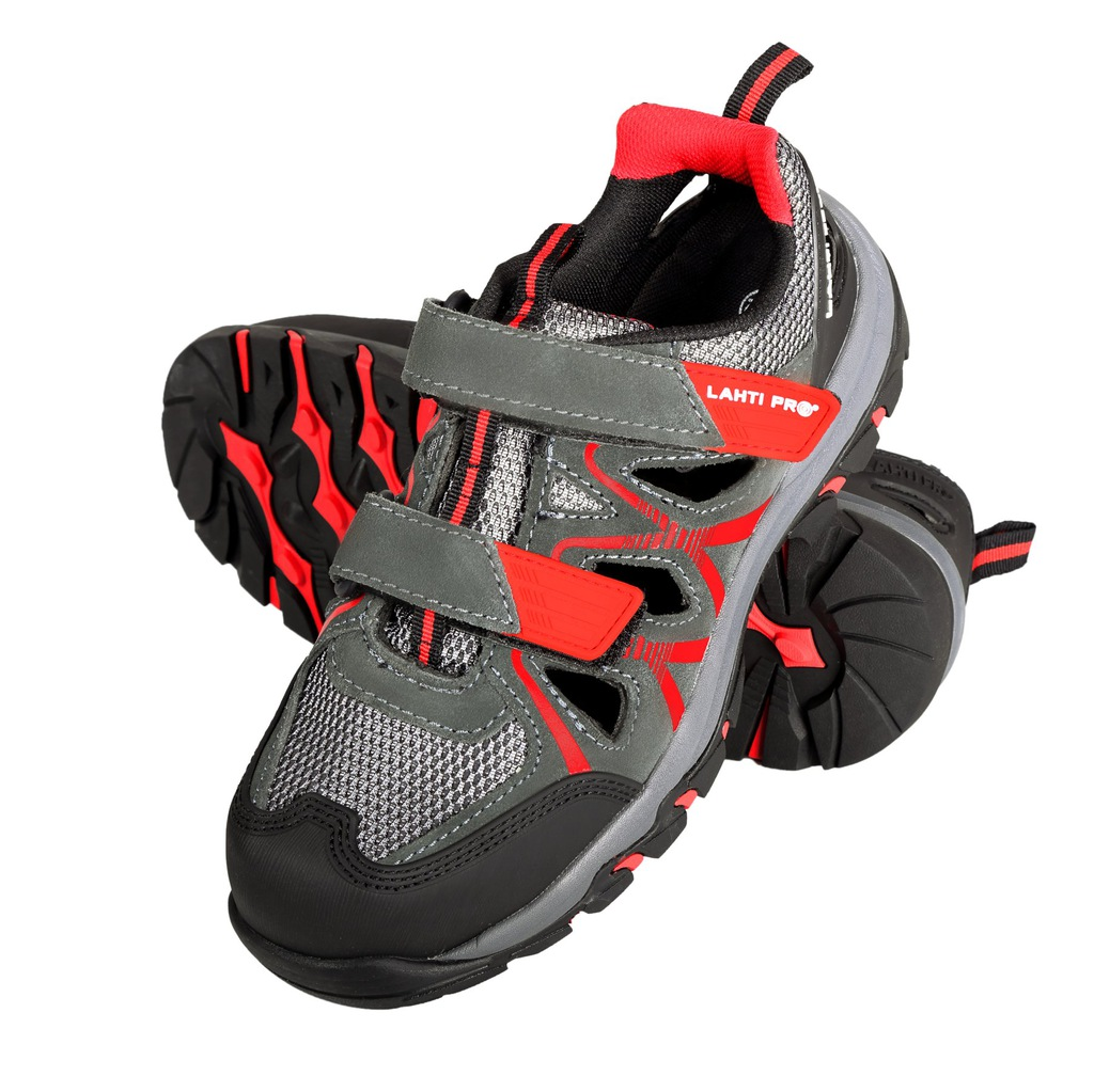 LAHTI PRO Sandały buty robocze z podnoskiem r. 42