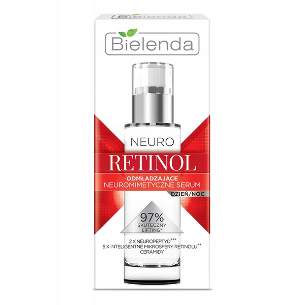 BIELENDA Neuro Retinol serum dzień/noc 30ml