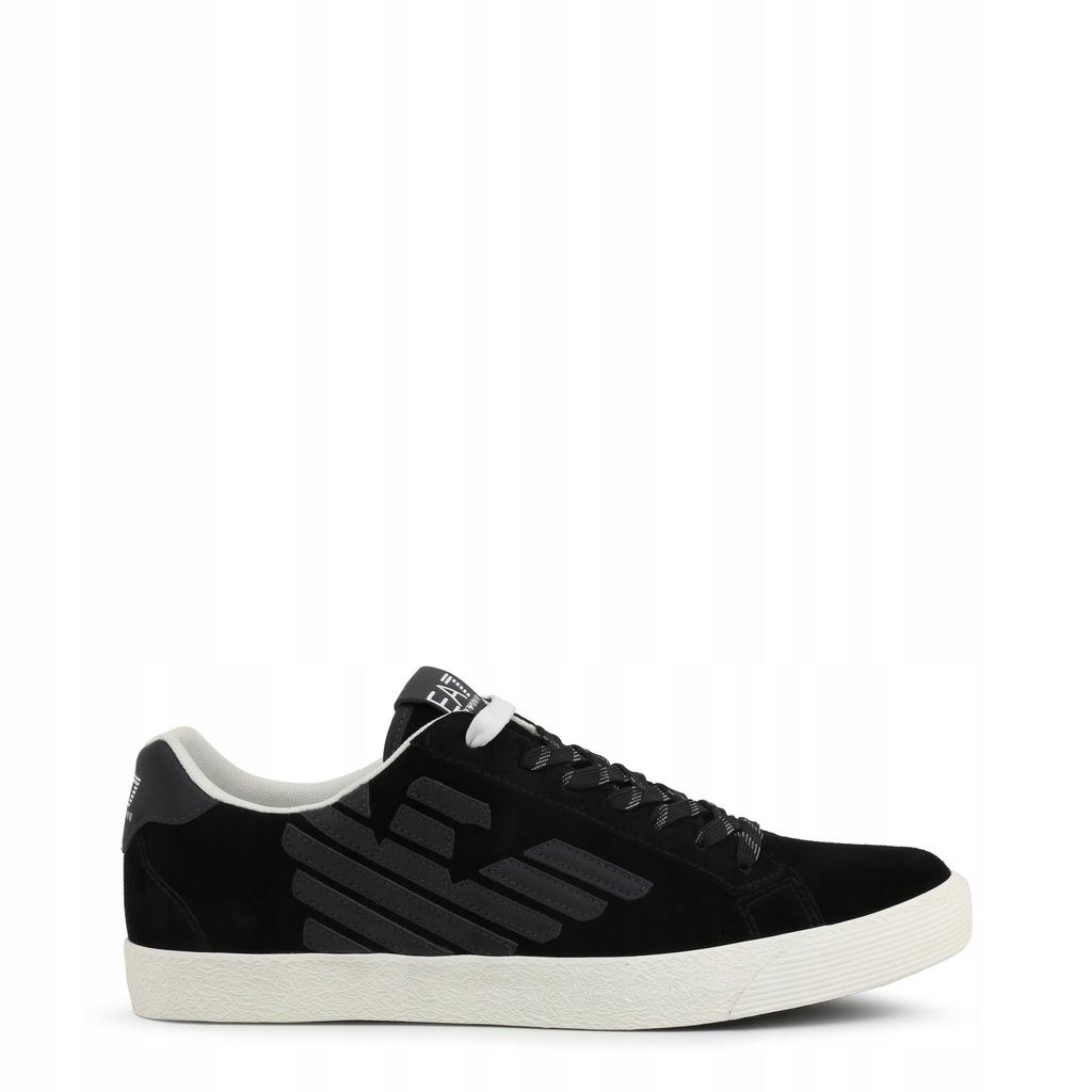 Sneakersy męskie EA7 EMPORIO ARMANI 278038 US 8