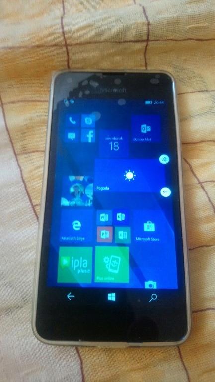 nokia Microsoft 550