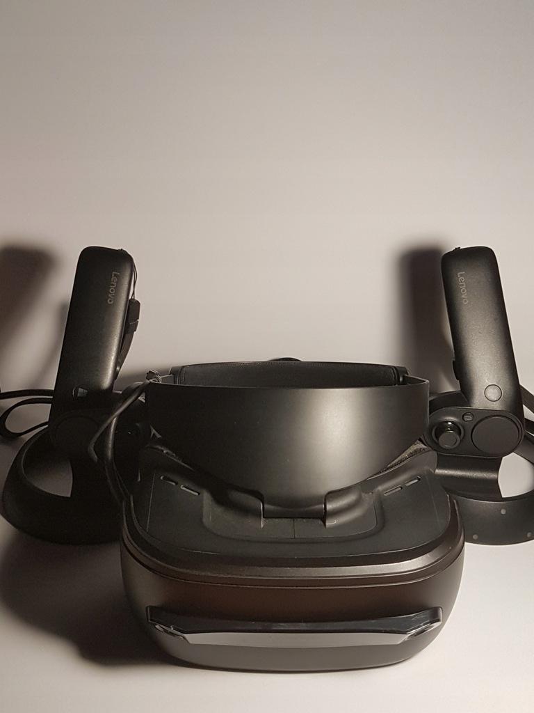 VR Lenovo Explorer, gwarancja, jak Oculus Rift S