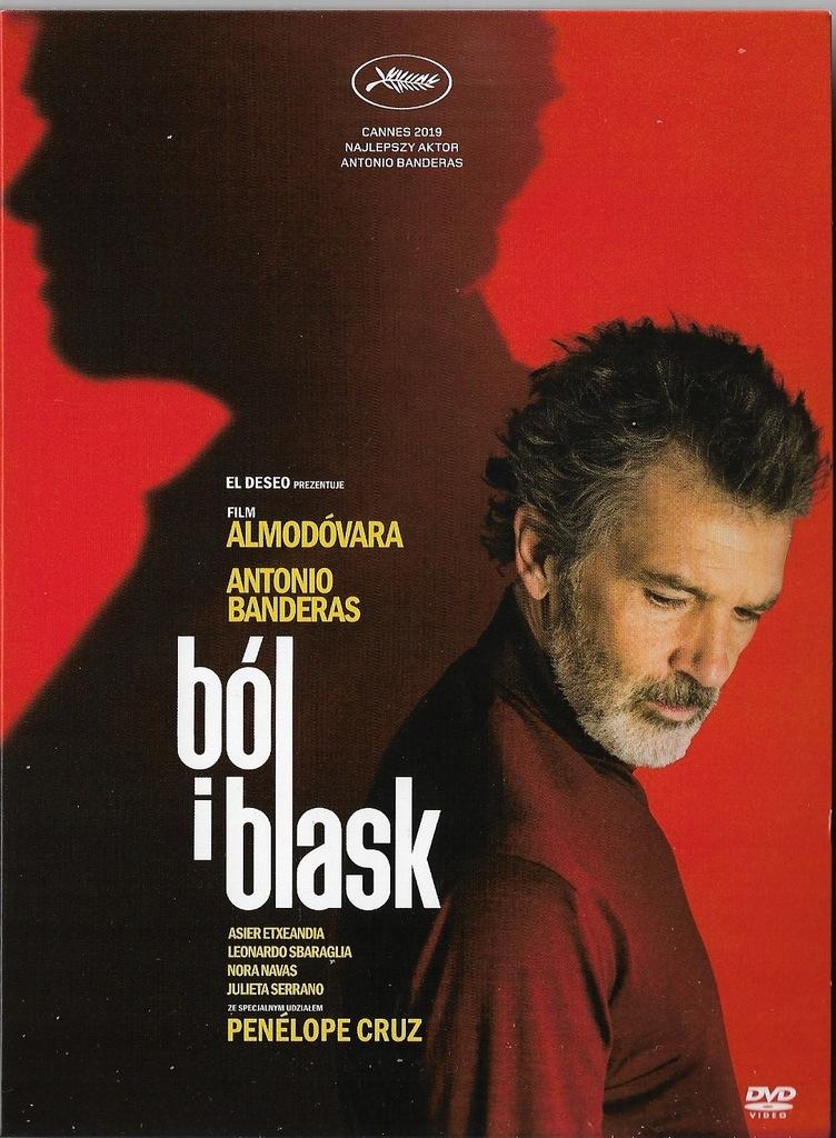 [DVD] BÓL I BLASK (folia)