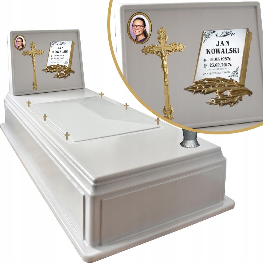 Pomnik Nagrobek Ze Zdjeciem Zmarlej Osoby W Ramce 8545671776 Oficjalne Archiwum Allegro