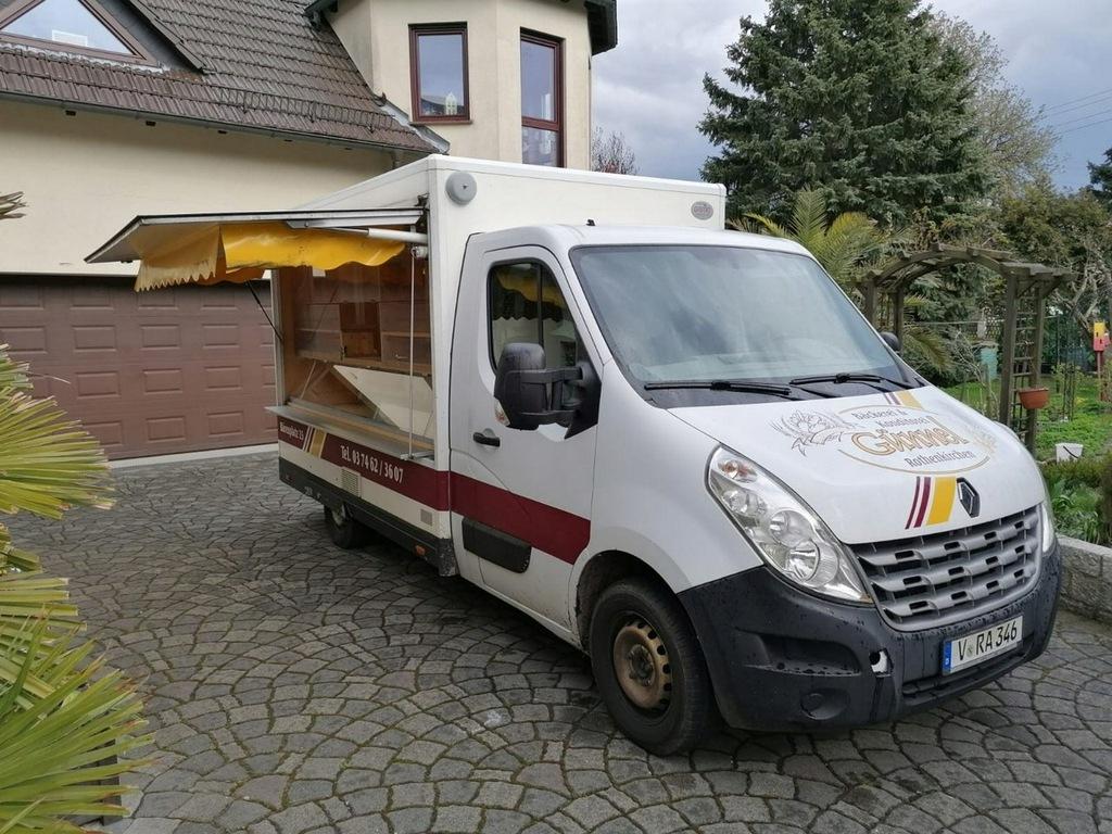 Autosklep Gastronomiczny Foodtruck food truck 2012
