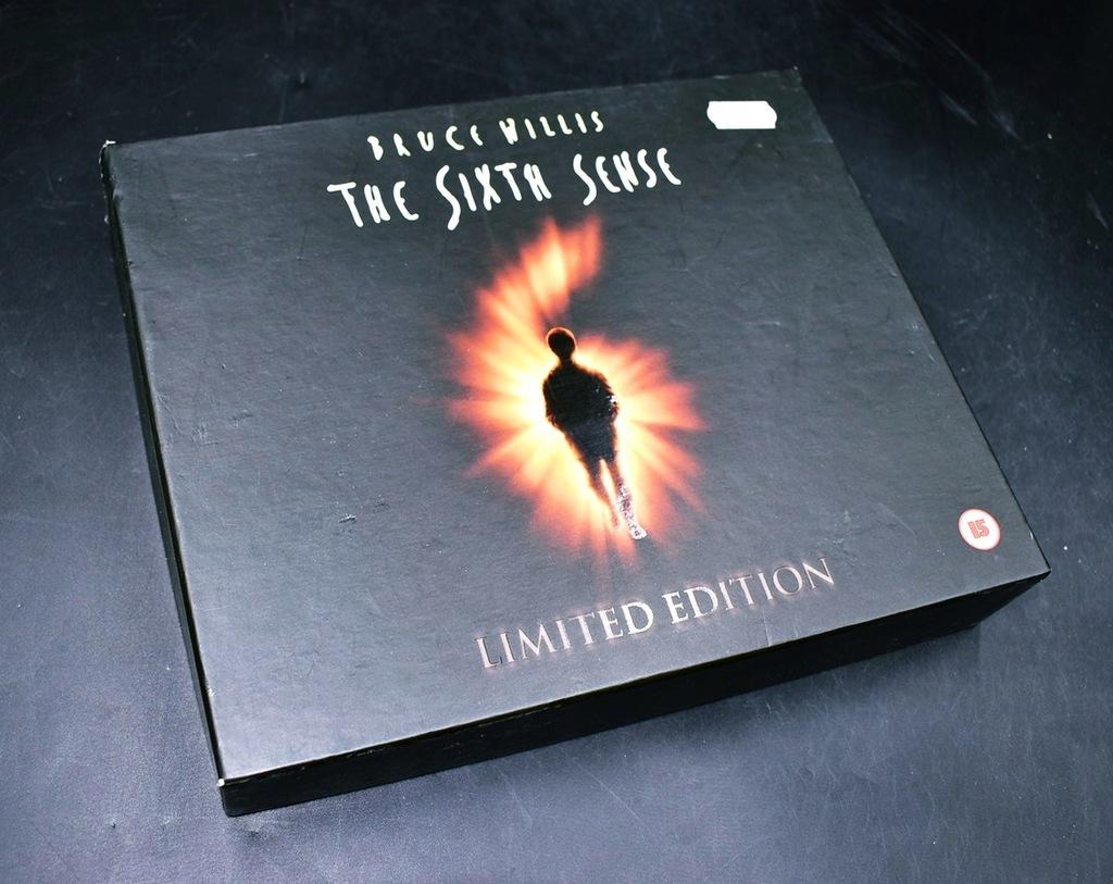 4691-38 BRUCE WILLIS THE SIXTH SENSE. k#o FILM VHS