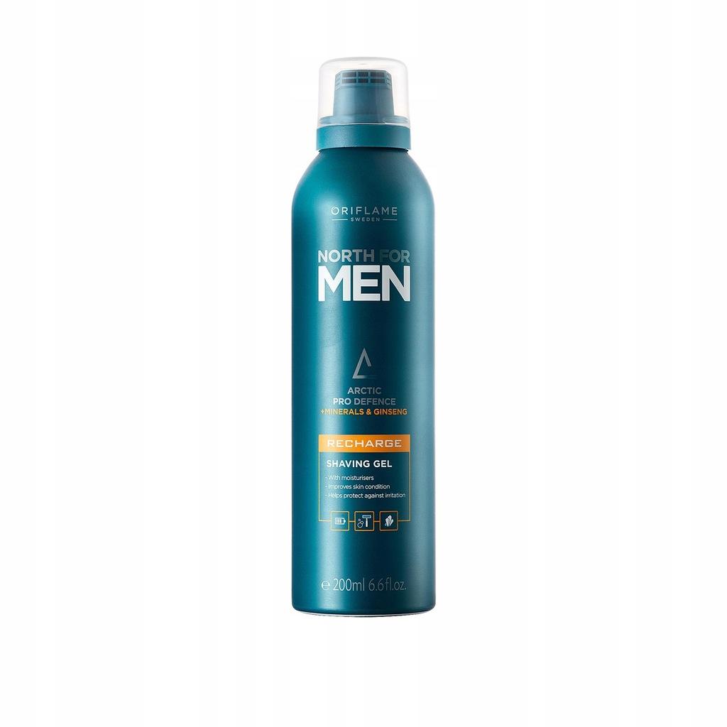 Żel do golenia North for Men Recharge