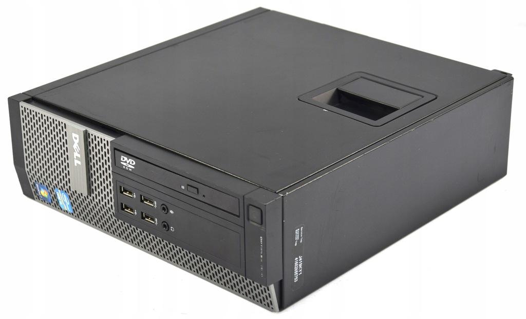 DELL Optiplex 7010 SFF i5 4GB 250GB DVD 0565109