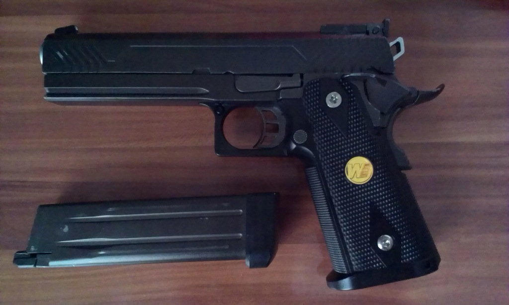 Pistolet Hi Capa 5.1 GBB od WE