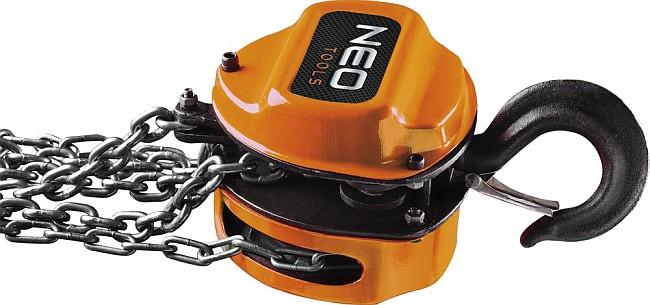Wciągarka wyciagarka łańcuchowa 1 t 3 m NEO gw 25