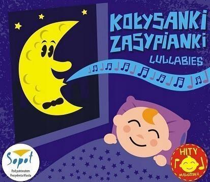 Kołysanki zasypianki CD SOLITON