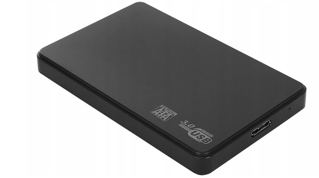 DYSK PRZENOŚNY ZEWNĘTRZNY 500GB USB 3.0 + ETUI