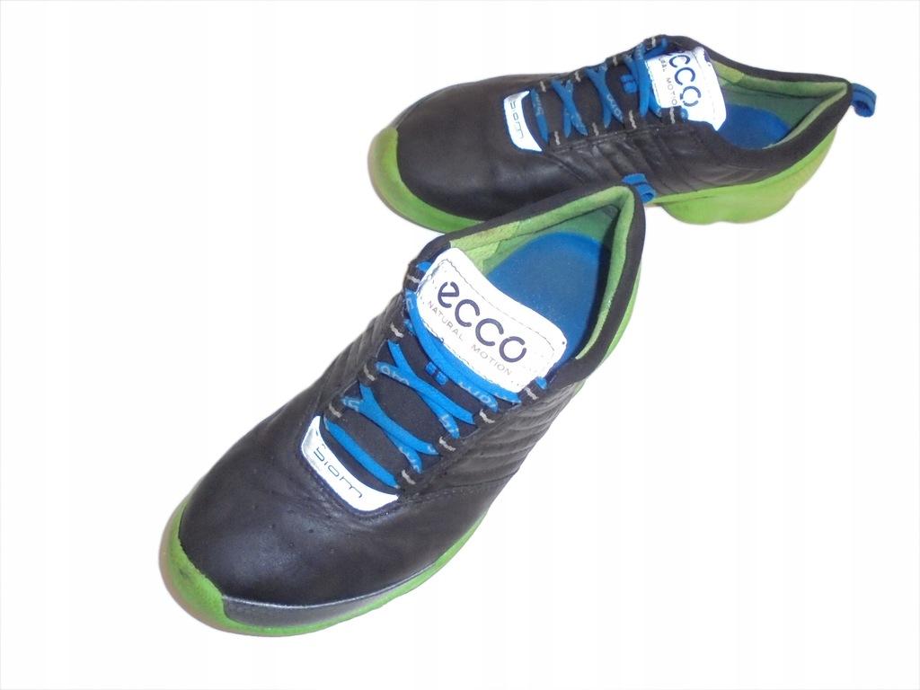 Skórzane buty firmy Ecco Biom. Rozmiar 36.
