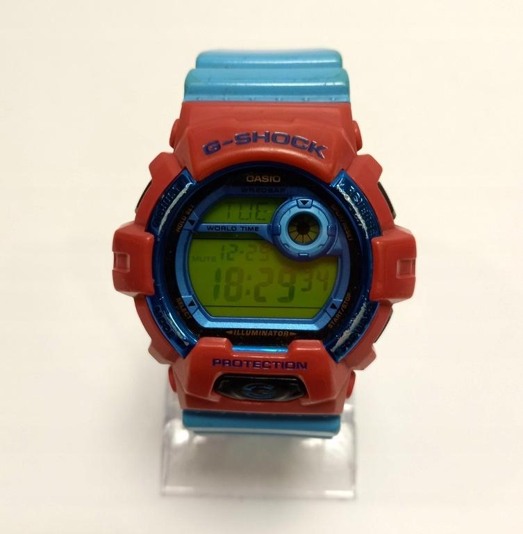 Zegarek Dziecięcy CASIO G-Shock G-8900SC 3285 E