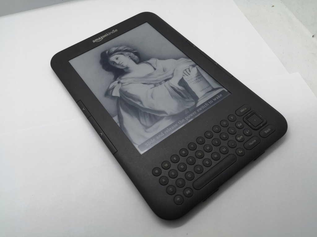 AMAZON KINDLE PAPERWHITE D00901