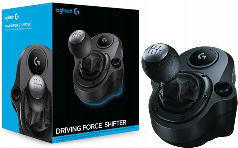 h4256 logitech driving force shifter