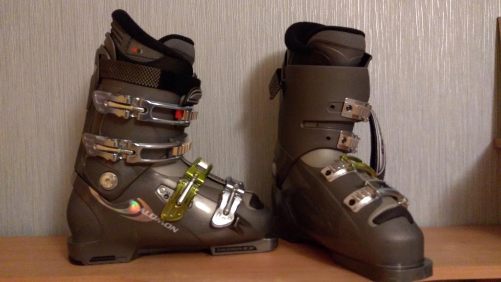 Buty narciarskie salomon xwave 7 jak nowe 39 39,5
