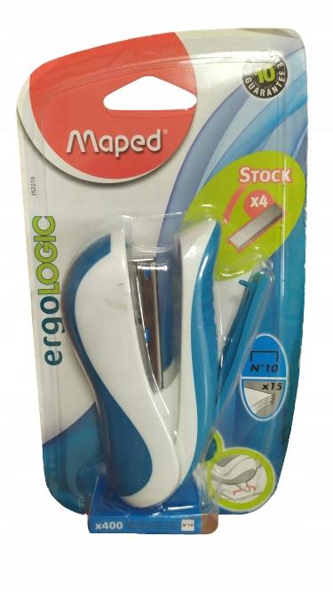 Zszywacz Maped niebieski