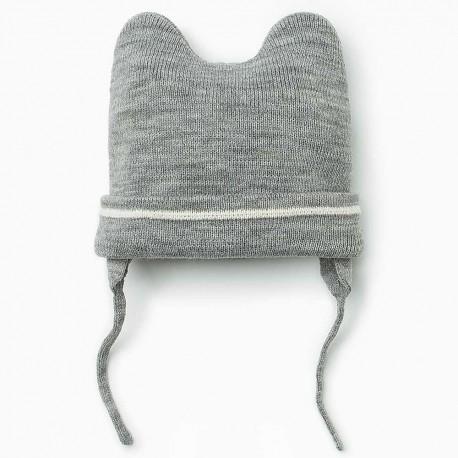 ZARA, 6-12, wiązana czapka