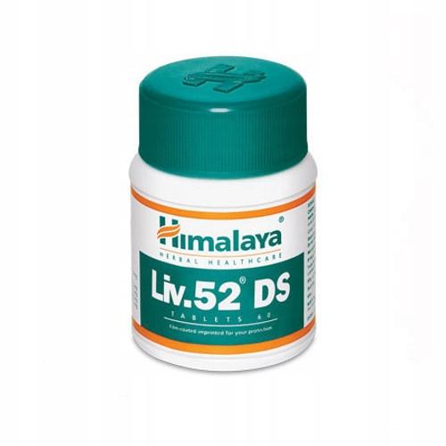 Liv 52 DS na zdrowie wątrobę w podwójnej mocy WAW