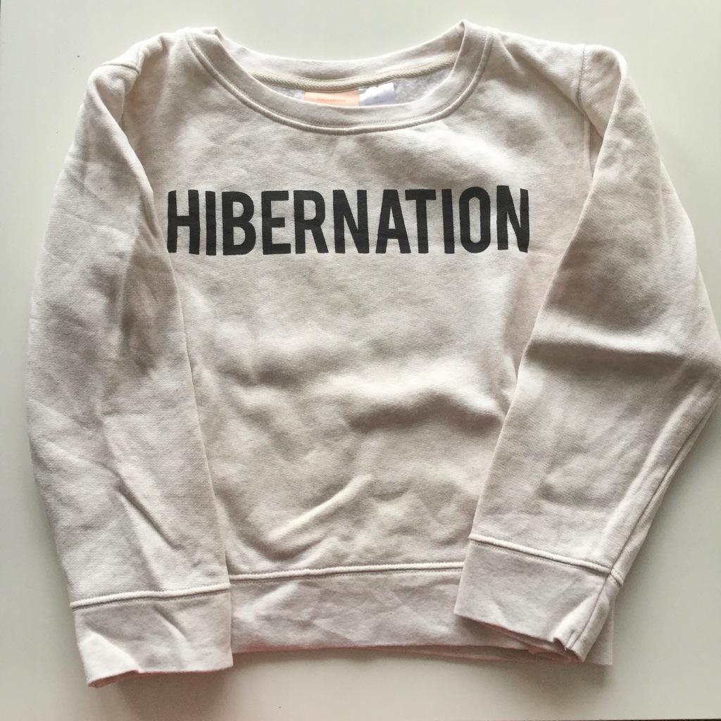 Tinycottons Hibernation ciepła bluza 8