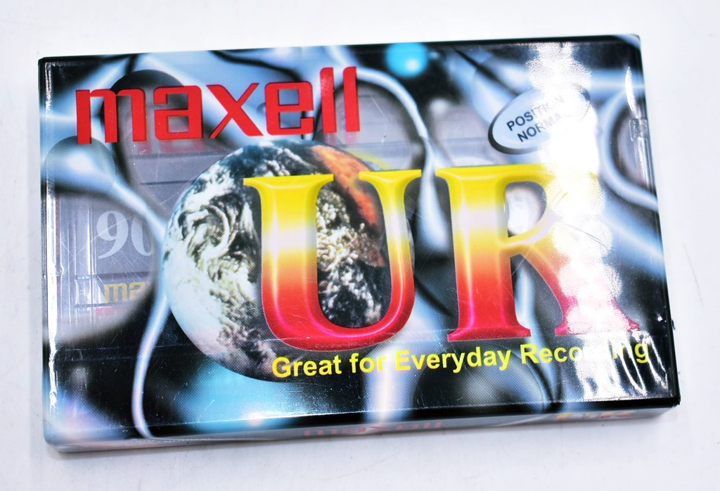 5084-44 ...MAXELL UR RECORDING... k#o KASETA AUDIO