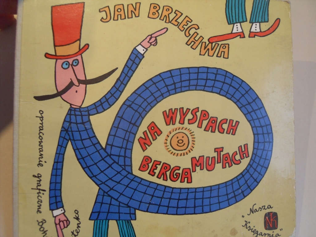 Na Wyspach Bergamutach Jan Brzechwa 1980 Butenko