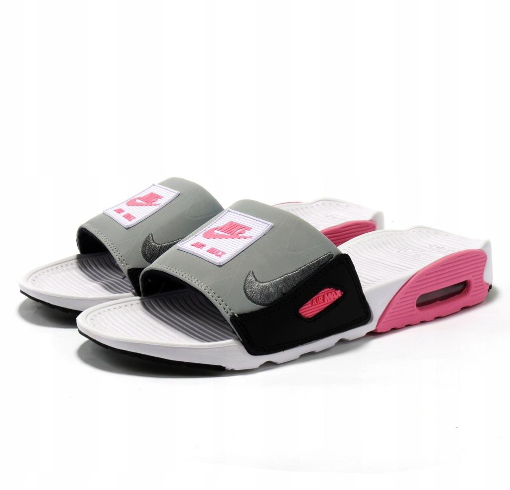 Klapki Nike Air Max 90 Slide damskie Roz.39