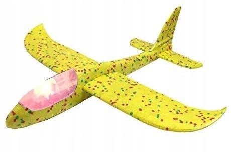 Szybowiec z dwoma trybami latania (rozpiętość 480m