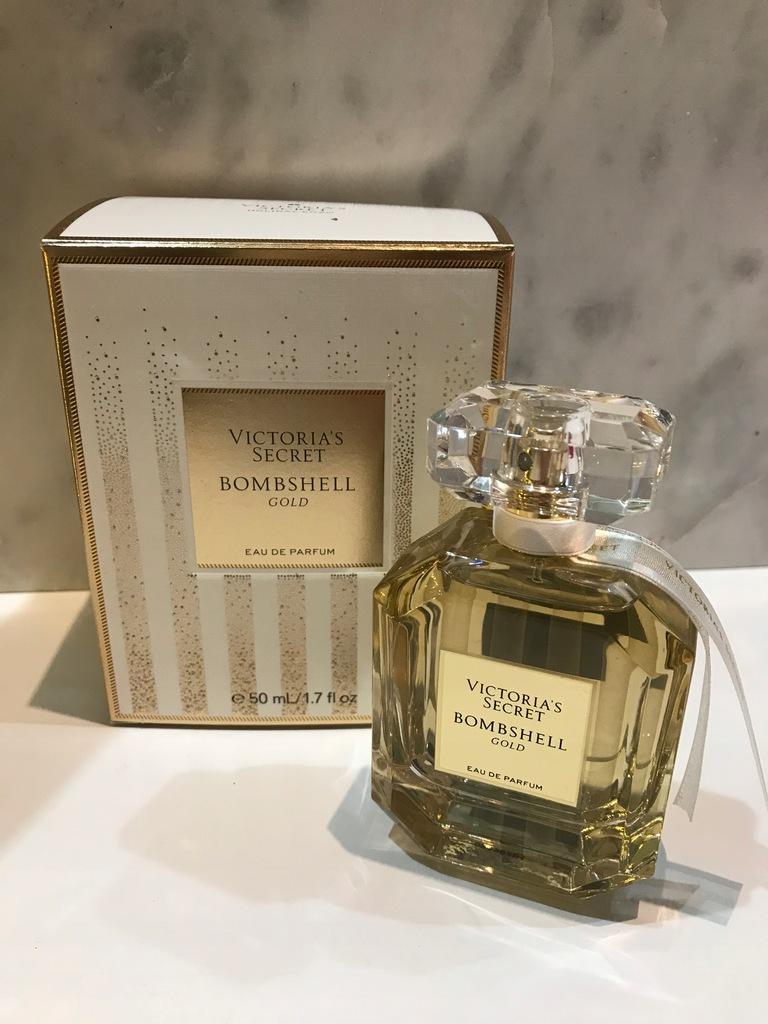 Perfuma Victoria's Secret Bombshell Gold,nowe!