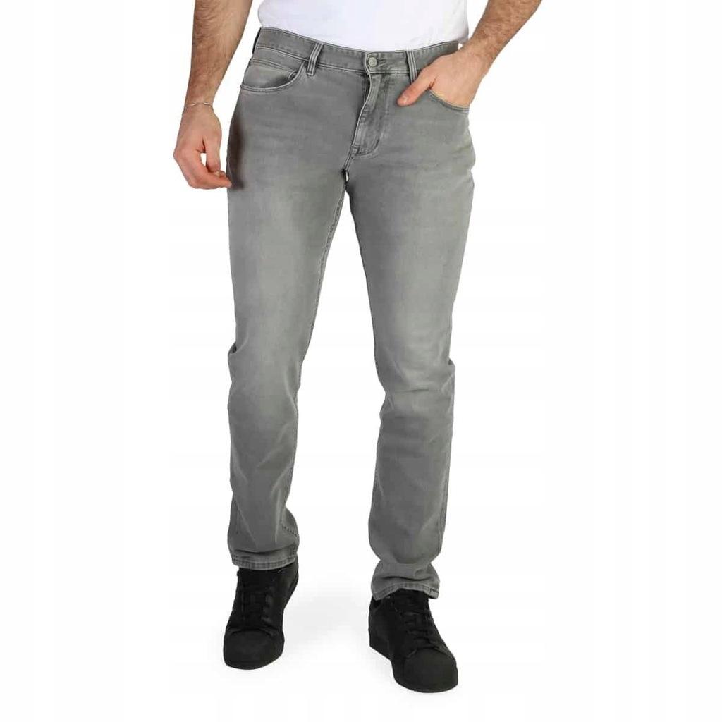 Spodnie - Calvin Klein - K10K100723 - Szary 36