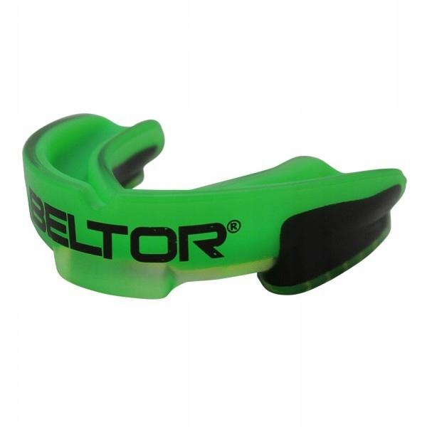 Ochraniacz na szczękę zęby Beltor SIX silikonowy