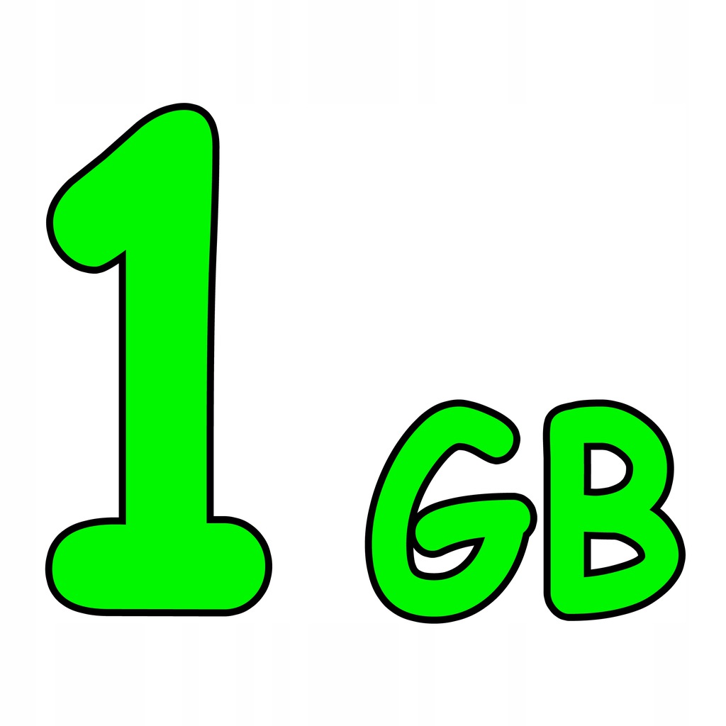 CHOMIKUJ TRANSFER   1 GB 30 DNI