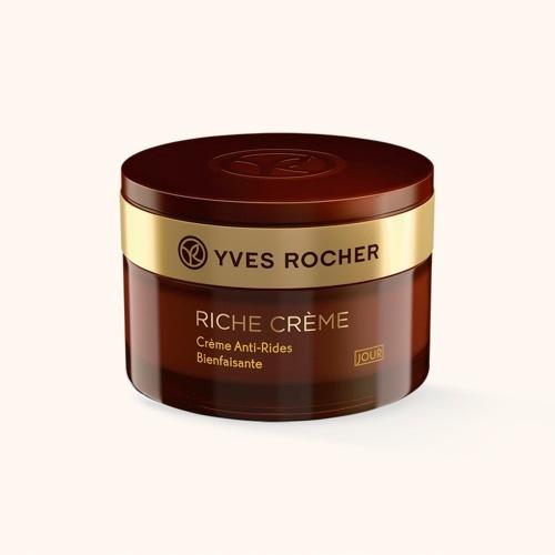 Yves Rocher RICHE CREME 50 ml regenerujący dzień