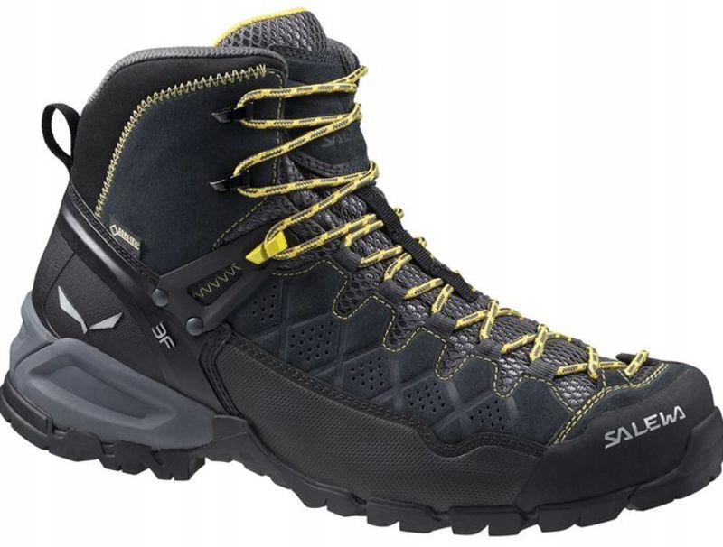 Buty Trekkingowe Salewa Alp Trainer Mid Gtx 45 7497594989 Oficjalne Archiwum Allegro