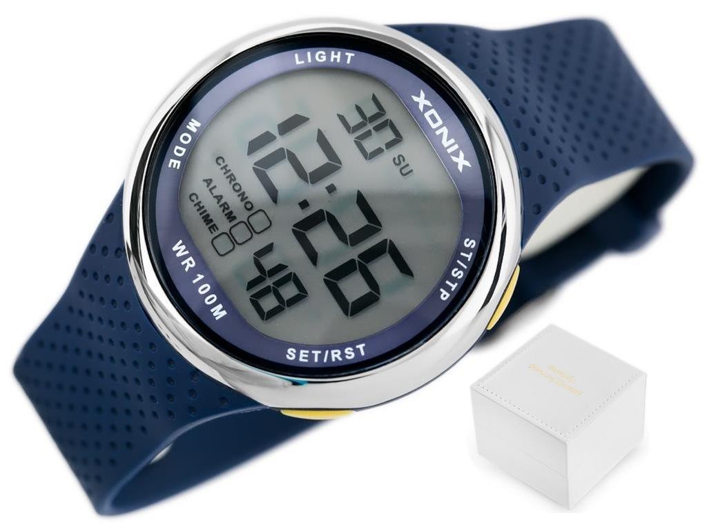 Zegarek XONIX dla chłopca NA KOMUNIĘ + BOX +GRAWER
