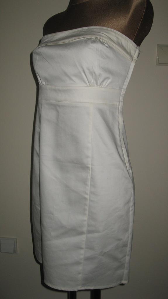H&M sukienka gorsetowa r. 38 NOWA z metką