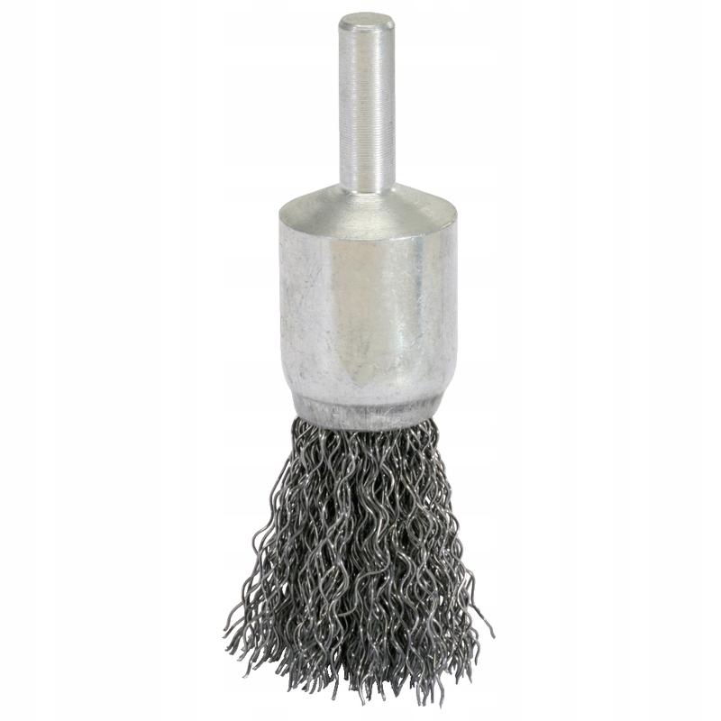 Szczotka druciana pędzlowa 0,3 mm, 22mm KS Tools